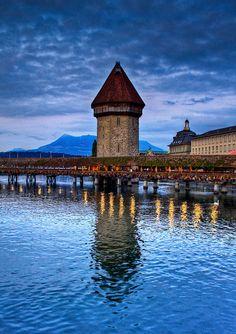 Switzerland, Luzerne