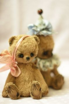 such a  stinkin' cute little lovebear