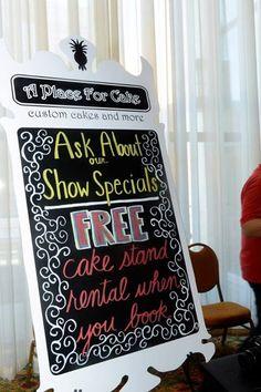 Bridal Show Booth Design Ideas