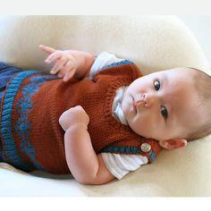 Ravelry: Nolan Vest pattern by Triona Murphy
