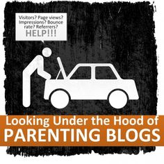 Looking into the analytics of 20 parenting blogs.