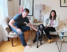Carly & Chip's Resourceful & Refined Home House Tour