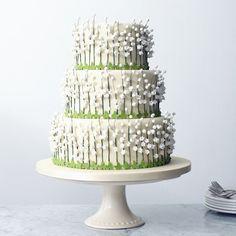 christen idea, galleries, cupcak, inspir cake, pastel weddings, floweri fun, flower cakes, garden cakes, wedding cakes