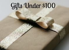 11 Unique Gifts Under 100 for her