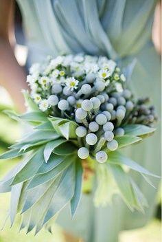 So love this unique bouquet… <3