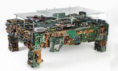 electronic coffee table