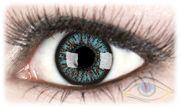 Pacifica Sky Blue Contact Lenses