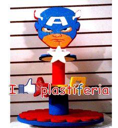 """(1) FIESTA DE """"LOS VENGADORES"""" !"""