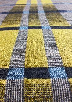 Amy Gair: Browns Road | Industrial North Collection | Shetland Islands wool | Scotland, U.K.