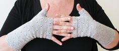 Ravelry: mirri mitts pattern by ambah