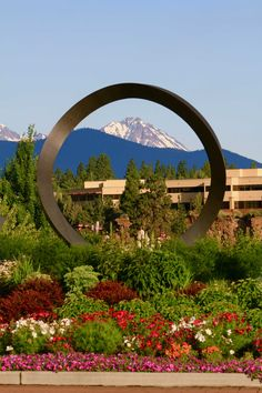 bend oregon | ... And Recreation-Things To Do In Bend Oregon - Cultural Oregon Circles, Outdoor Art, Summer Rolls, Art Displays, Homes, Bend Oregon Things To Do, Bendoregon, Oregon Travel, Entrance