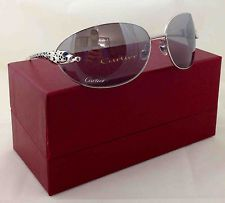 $2,400.00 Cartier Limited Edition Panthere de Cartier Eyewear T8200685