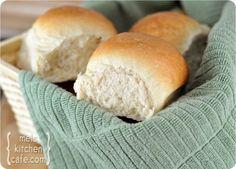Easy French Bread Rolls