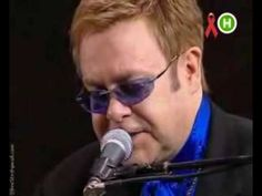 We hope he makes a quick and full recovery... Elton John-Circle of Life
