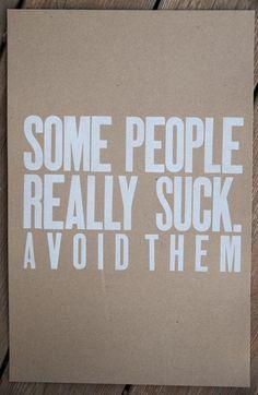good advice......