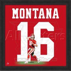 Joe Montana #sf 49ers #49ers #niners #football