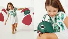 Gucci Kids SS14 Collection- The Chameleon bag!