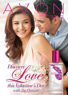 This Love Month, Avon invites you to cherish the feeling of discovering love unexpectedly with our newest scent, Sweet Honesty Moments featuring   ur newest beauty endorser and the face of Sweet Honesty Moments, Zia Quizon. Check out our brochure for that and other great products! http://www.avon.com.ph/PRSuite/pr_ebrochure.page