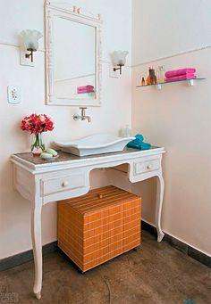 Veja mais em Casa de Valentina http://www.casadevalentina.com.br/  #details #interior #design #decoracao #detalhes #modern #bathroom #lavabo #banheiro  #casadevalentina