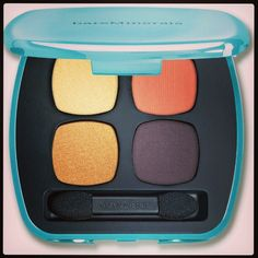 Be the Next Big Thing in Natural Beauty with @bareMinerals Ready Eyeshadow Quad.