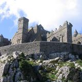 The famous Rock of Cashel,  is a group of 12th and 13th century structures in County Tipperary. Ireland