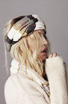 head wrap scarf