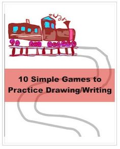 This is a super popular post.  These 10 games are so easy to carry out and require very little materials.