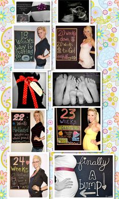 Maternity timeline using a chalkboard. Incorporating baby info, cute quotes, cravings, baby fruit size comparison, holidays & more! Weekly progress till the arrival, then show off my baby :)  <3  #pregnancy #collage #chalkboard #timeline #belly #pregnant #maternity