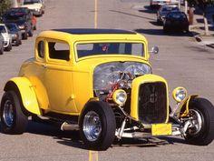 The American Graffiti Coupe 32 Coupe