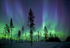 Kiruna in Sweden by Antony Spencer