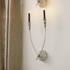 Loiret Candle Sconce   Ballard Designs