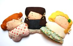 bean bag dolls