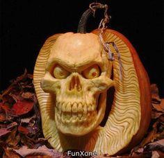 Scary Halloween Pumpkin Carvings   Scary Halloween Pumpkin Carvings 8
