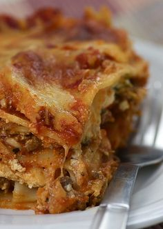 Tyler Florence Ultimate Lasagna, made this many times, a wonderful meal!