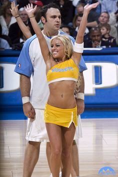 I Love This Denver Nuggets' Dancer