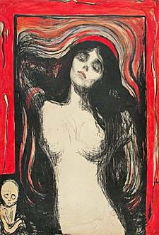 Edvard Munch is the artist of my soul.
