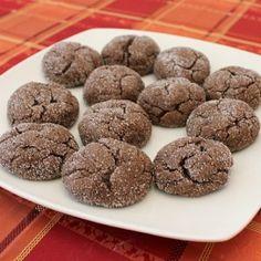 Café Mocha Cookies