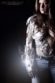 Witchblade  Model: Freddie Nova  Photography: Superhero Photography by Adam Jay