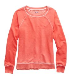 Aerie Crew Sweatshirt - Perfect for post-workout! #Aerie