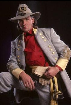 Patrick Swayze as Orry Main in North & South