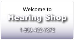 Hearingshop.com - products for the Deaf and Hard of Hearing