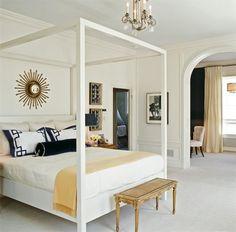 SHOP THIS LOOK: Elegant master bedroom | More here: http://mylusciouslife.com/shop-this-look-elegant-master-bedroom/