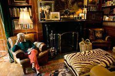 Ralph Lauren study/home library/office