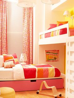 Great colors for M's room