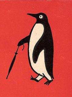 The Penguin penguin.