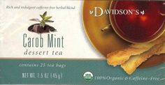Carob Mint - Davidson's