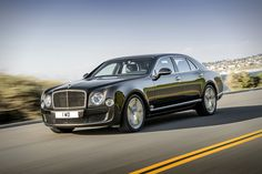 The Flying Spur is gorgeous and all, but the Mulsanne is the 4-door from Bentley is considered the flagship 4-door from Bentley. This week, the luxury auto