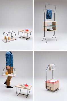 Clever Multi Purpose Furniture Ideas Bedrooms Pinterest