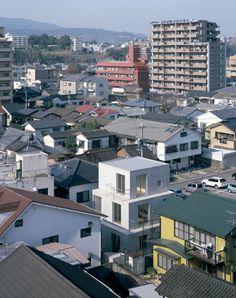 Takao Shiotsuka - Threefold House - 2012