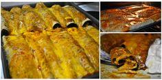 Super Easy Crock Pot Chicken Enchiladas | All Kinds of Yumm